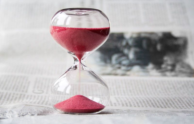 creating urgency in user's mind